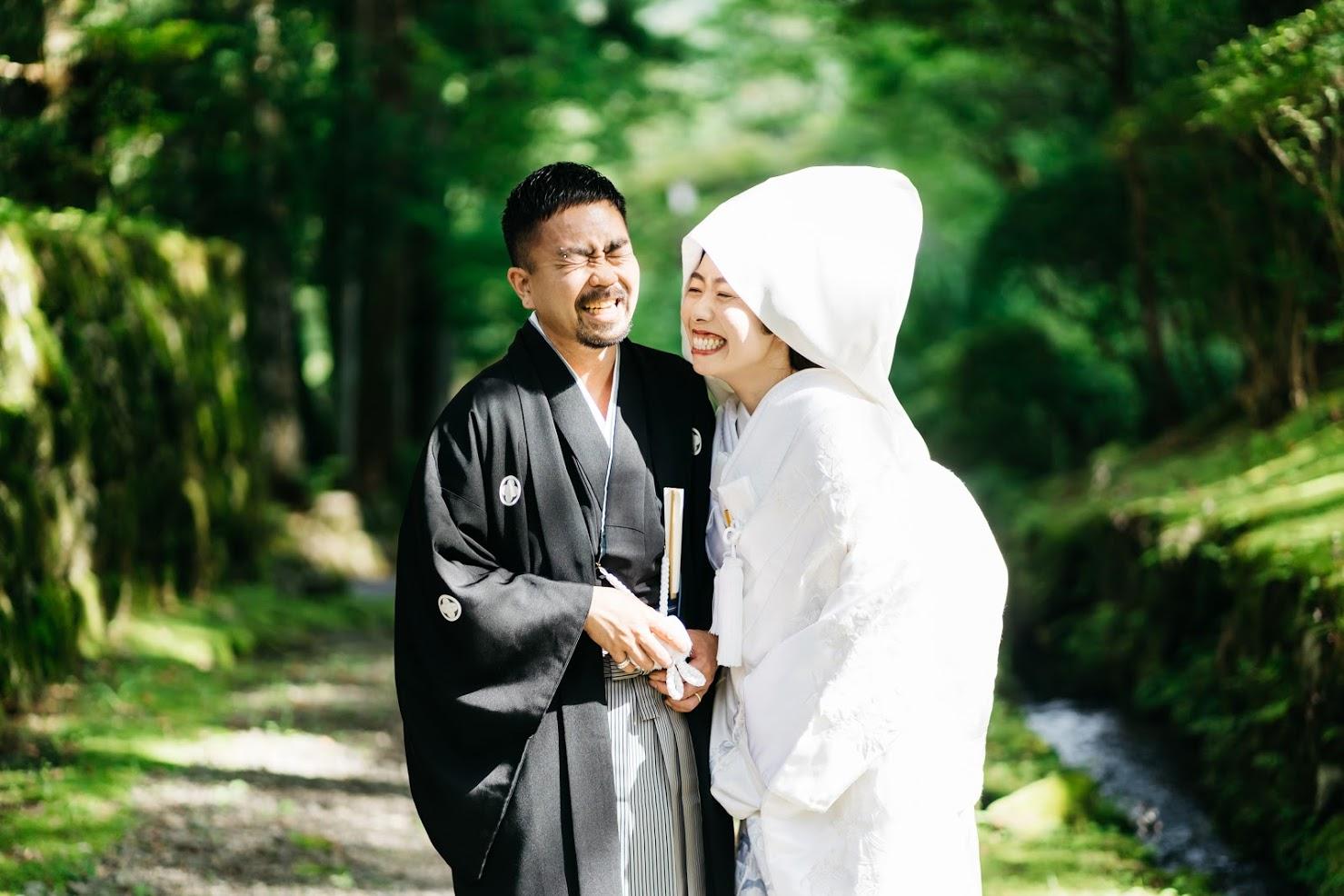 6月の花嫁に贈る結婚式プラン ~鮮やかな緑に囲まれて~