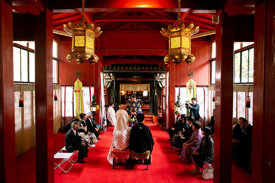 世界遺産 日光二荒山神社